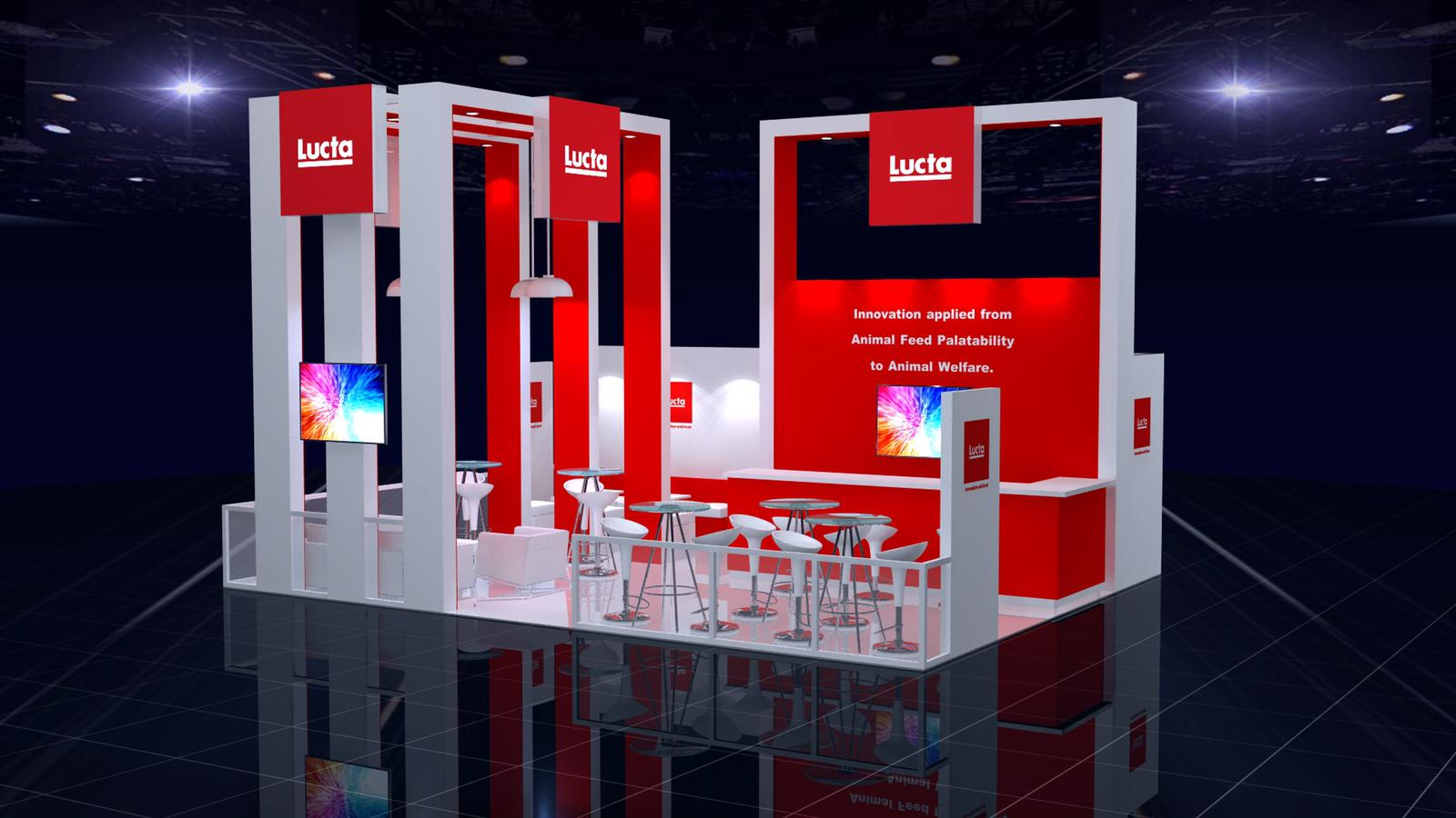 Exhibition Booth Supplier Sia : Sia cttm automotive nvh comfort sia